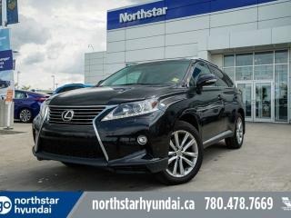 Used 2015 Lexus RX 350 TOURING/NAV/ROOF/SENSORS/BSD for sale in Edmonton, AB