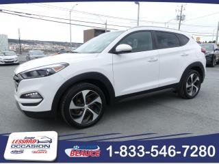 Used 2016 Hyundai Tucson 1.6 L TURBO AWD MAGS 19PC for sale in St-Georges, QC