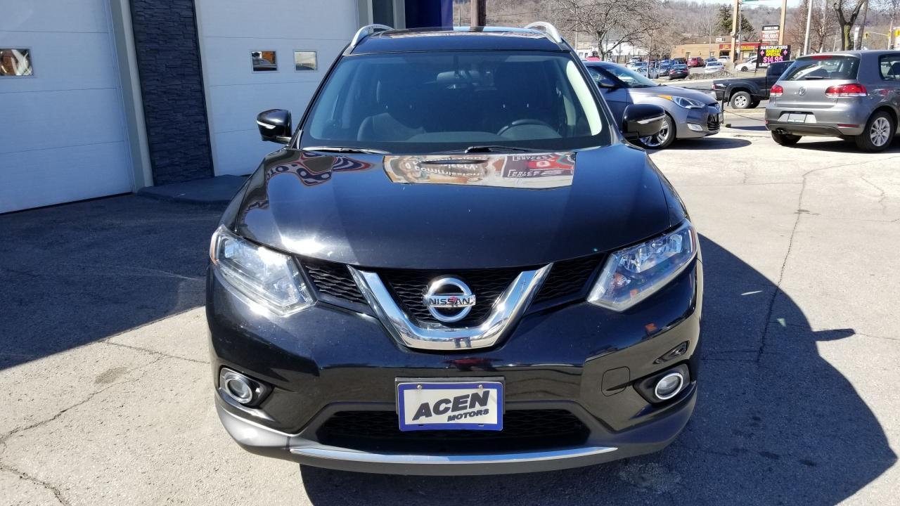 2015 Nissan Rogue SV- NAV- ALL AROUND CAMERA, PANROOF