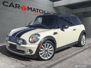 Used 2010 MINI Cooper Mayfair Edition / LEATHER / ROOF for sale in Cambridge, ON