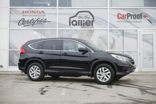 Used 2015 Honda CR-V SE AWD***GARANTIE 10 ANS/200 000 KM*** for sale in Québec, QC