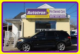 Used 2011 Ford Explorer LIMITED for sale in Woodbridge, ON