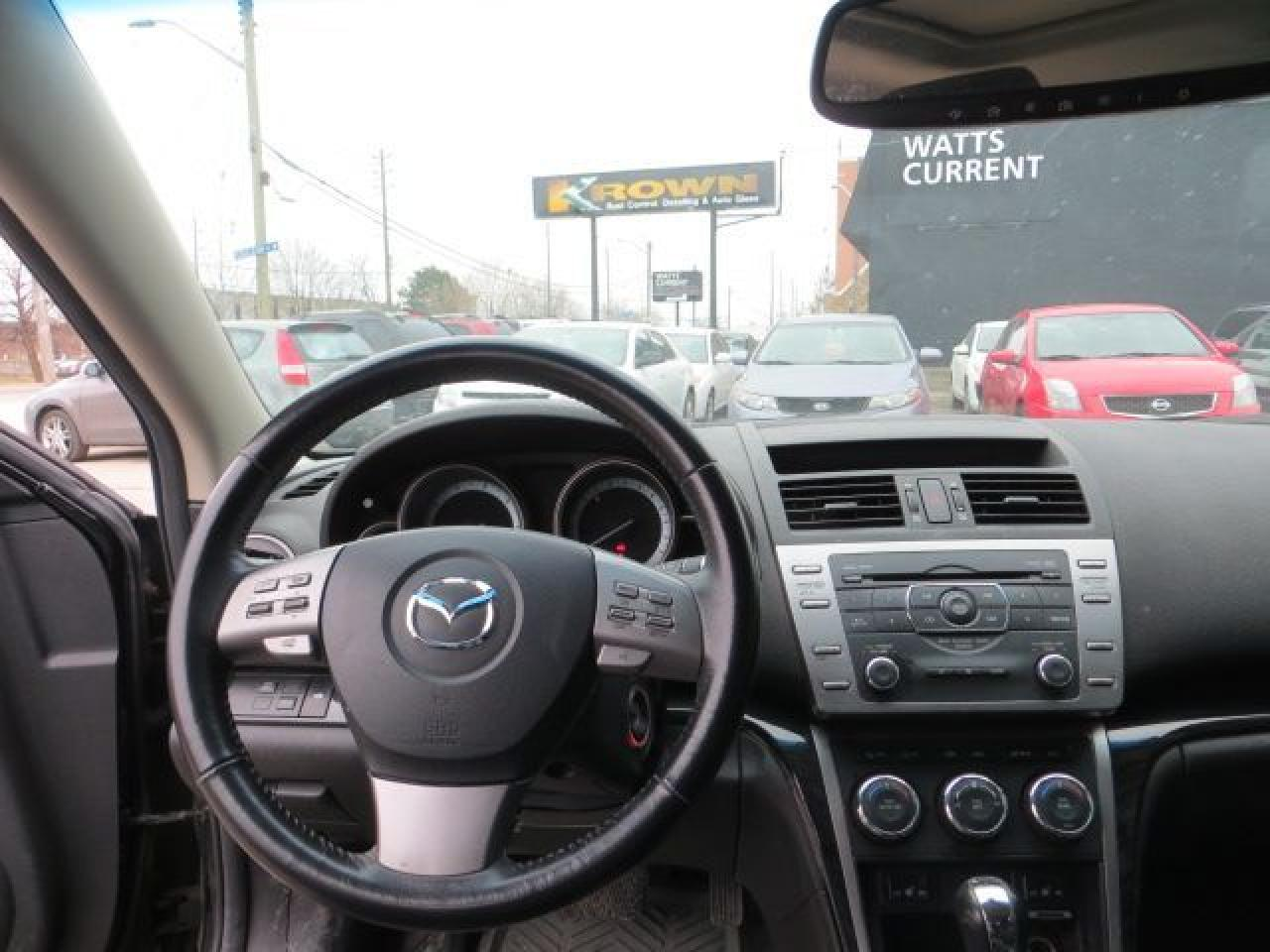2010 Mazda MAZDA6 GT,LEATHER,SUNROOF,BLUETOOTH,ALLOYS,FOGS