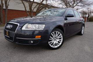 Used 2006 Audi A6 3.2 AVANT  wagon - SUPER CLEAN / PREMIUM PACKAGE for sale in Etobicoke, ON