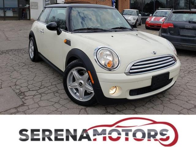 2008 MINI Cooper AUTO | PANOROOF | LEATHER | HEATED SEATS