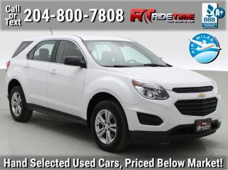 Used 2016 Chevrolet Equinox LS for sale in Winnipeg, MB