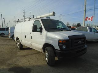 Used 2011 Ford E350 Commercial for sale in Mississauga, ON