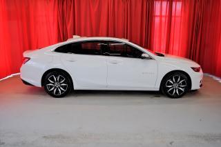 Used 2018 Chevrolet Malibu LT | Leather | Nav | Sunroof | Remote Start for sale in Listowel, ON
