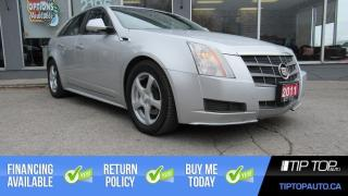 Used 2011 Cadillac CTS 3.0L ** Nav, Leather, Pano Sunroof, Backup Cam ** for sale in Bowmanville, ON