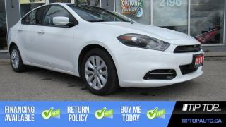 Used 2014 Dodge Dart SXT ** Clean CarFax, One Owner, Brand New Brakes * for sale in Bowmanville, ON