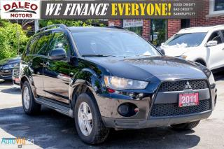 Used 2011 Mitsubishi Outlander ES | BLUETOOTH | HEATED SEATS | for sale in Hamilton, ON