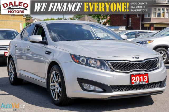 2013 Kia Optima EX TURBO / LEATHER /  BACK UP CAM / HEATED SEATS