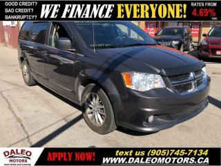 Used 2014 Dodge Grand Caravan 30TH ANNIVERSARY | DVD | BACKUP | LEATHER for sale in Hamilton, ON