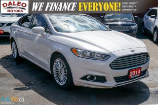 Used 2014 Ford Fusion SE | BACKUP CAMERA | NAV | LEATHER for sale in Hamilton, ON