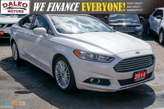 2014 Ford Fusion SE | BACKUP CAMERA | NAV | LEATHER