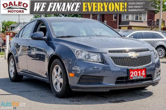 2014 Chevrolet Cruze 2LT | SUNROOF | LEATHER HEATED SEATS | BACKUP CAM