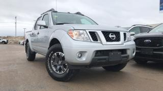 Used 2019 Nissan Frontier PRO-4X 4.0L V6 LEATHER NAVIGATION HEATED SEATS for sale in Midland, ON