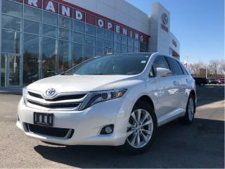 Used 2015 Toyota Venza LIMITED AWD for sale in Pickering, ON