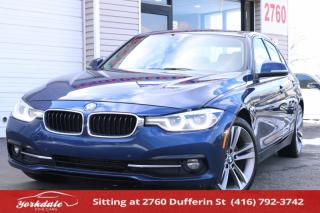 Used 2016 BMW 320i xDrive SPORT EDITION,PARKING SENSOR, NO ACCIDENT for sale in Toronto, ON
