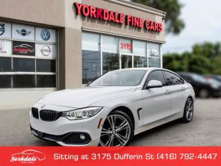Used 2015 BMW 4 Series 428i xDrive G C ,NAVIGATION, 360 BACK UP CAMERA, COLLISION WARNING for sale in Toronto, ON