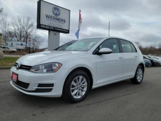Used 2017 Volkswagen Golf 1.8L for sale in Cambridge, ON