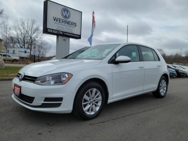 2017 Volkswagen Golf 1.8L