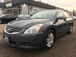 Used 2012 Nissan Altima 2.5 S for sale in Bloomingdale, ON