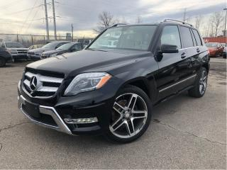 Used 2015 Mercedes-Benz GLK-Class 4Matic| Bluetec | New Tires| Spt Pkg for sale in St Catharines, ON