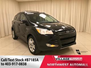 Used 2015 Ford Escape Titanium 4WD for sale in Calgary, AB