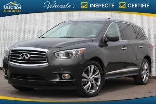 Used 2014 Infiniti QX60 AWD for sale in Ste-Rose, QC