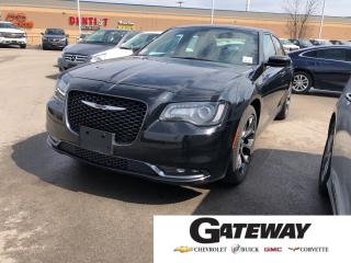 Used 2017 Chrysler 300 S Backup Camera+Heated Front Seats+Leather+Beats for sale in Brampton, ON