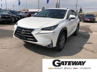 Used 2015 Lexus NX 200t 200t|LUXURY|ROOF|LEATHER|LOW KM'S| for sale in Brampton, ON