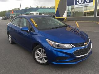 Used 2017 Chevrolet Cruze LT BLUETOOTH MAGS for sale in Lévis, QC