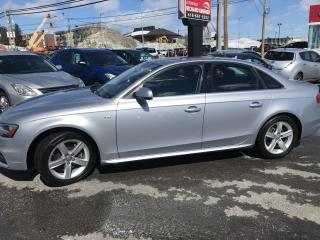 Used 2016 Audi A4 QUATTRO S-LINE PROG for sale in Beauport, QC