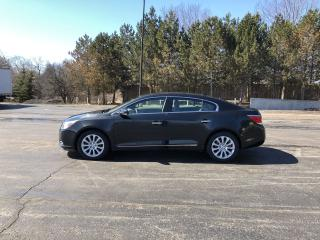 Used 2013 Buick LaCrosse Luxury FWD for sale in Cayuga, ON