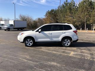 Used 2016 Subaru Forester Premium AWD for sale in Cayuga, ON
