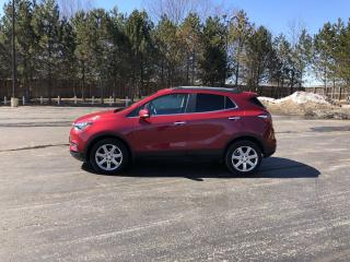 Used 2017 Buick Encore Premium AWD for sale in Cayuga, ON