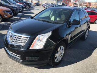 Used 2014 Cadillac SRX Luxury for sale in St-Hyacinthe, QC