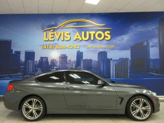 Used 2014 BMW 4 Series 428i xDrive for sale in Lévis, QC