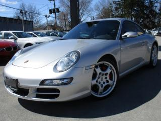 Used 2005 Porsche 911 Carrera CARRERA S ~ LOW KMS ~ 32,000KMS ~ AUTOMATIC ! for sale in Burlington, ON