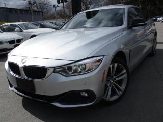 Used 2016 BMW 4 Series 428I XDRIVE GRAN COUPE~NAVI~ONE OWNER~AWD for sale in Burlington, ON