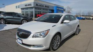 Used 2016 Buick LaCrosse Premium I for sale in Arnprior, ON