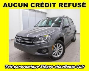 Used 2015 Volkswagen Tiguan 2.0 tsi 4 Motion for sale in St-Jérôme, QC