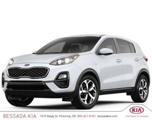 Used 2020 Kia Sportage LX for sale in Pickering, ON