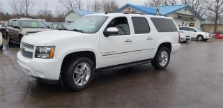 Used 2009 Chevrolet Suburban LTZ DVD 7 seats safetied we finance LS for sale in Madoc, ON