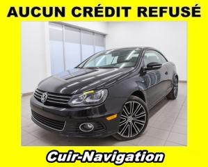 Used 2015 Volkswagen Eos 2.0 Tsi Décapotable for sale in St-Jérôme, QC