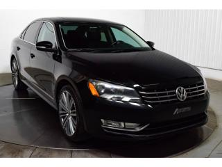 Used 2015 Volkswagen Passat Confortline Tdi Cuir for sale in L'ile-perrot, QC