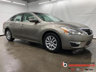 Used 2013 Nissan Altima for sale in Drummondville, QC
