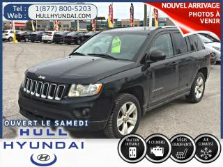 Used 2011 Jeep Compass Sport/North 4X4 for sale in Gatineau, QC