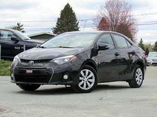 Used 2014 Toyota Corolla S + GARANTIE + CAMÉRA + BLUETOOTH + A/C! for sale in Magog, QC